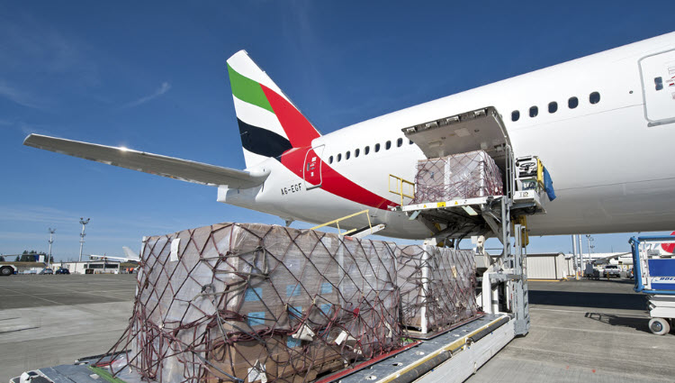 Air Freight Forwarders - Air Shipping UK