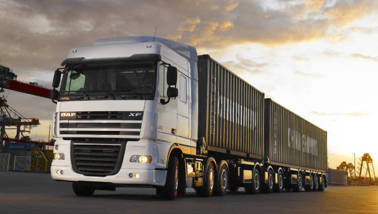 Road Freight - Road Haulage Company UK